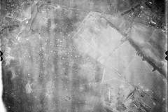 Niemieckie zdjęcie lotnicze z 2.12.1944 roku. Widoczne Jeziorna Królewska,  Konstancin, Obory, las oborski, cegielnia oborska. Ze  zbiorów biblioteki Kongresu USA