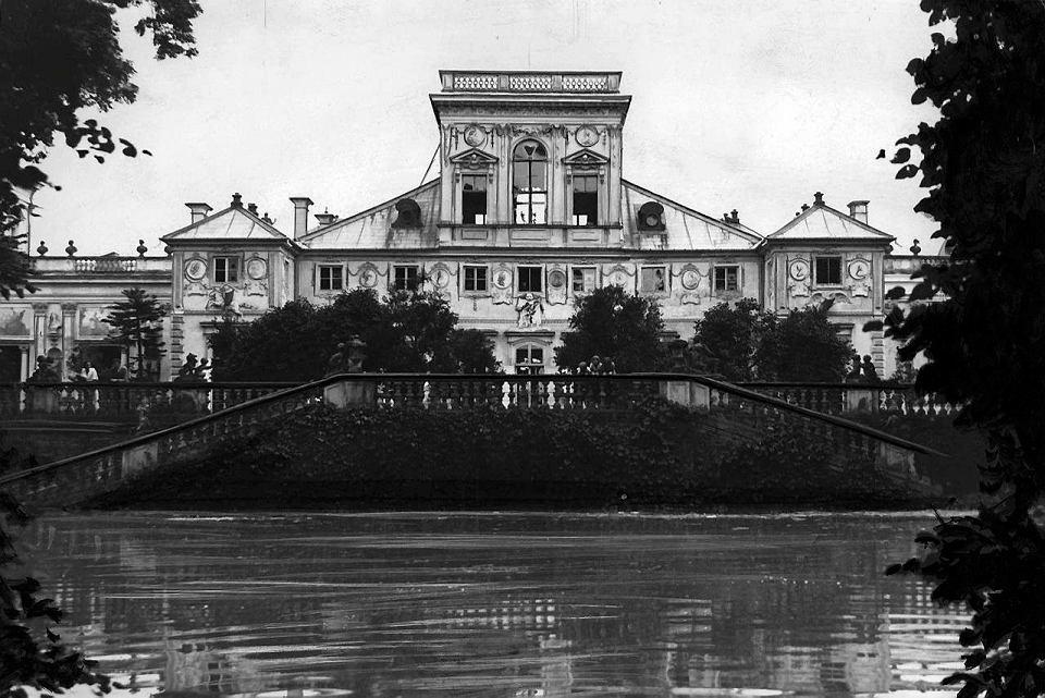 1934, Pałac w Wilanowie