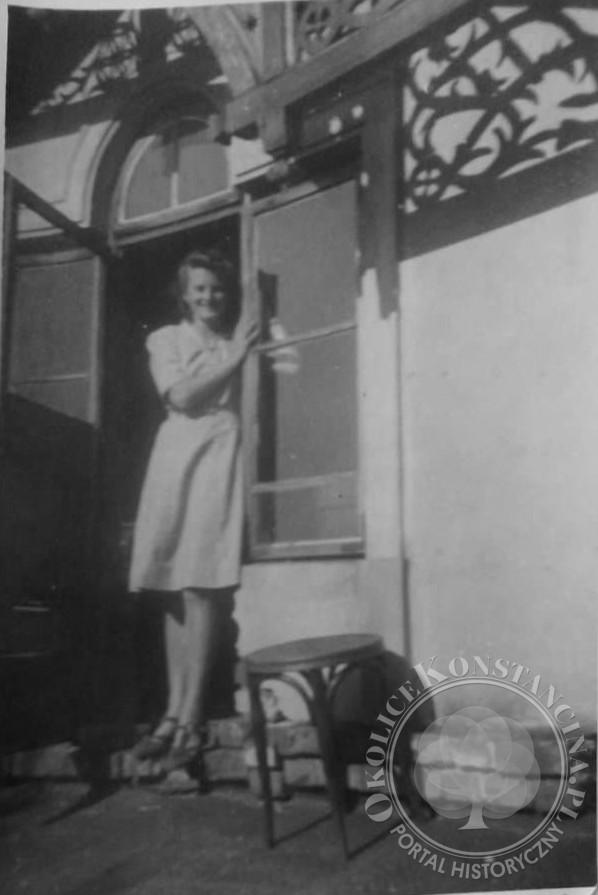 """,,Granke. Lato 1944"""" (zbiory A.H.)"""
