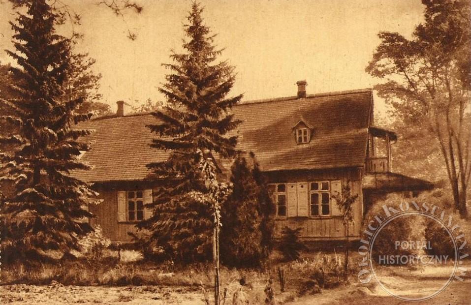 Betania (dawna willa Rodysówka) - 1932 r (zbiory A.Zyszczyk)